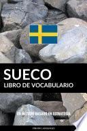 Libro de Vocabulario Sueco