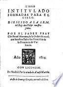 Libro intitulado jornadas para el cielo