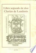 Libro segundo de don Clarián de Landanís