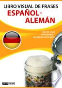 Libro visual de frases Español-Alemán