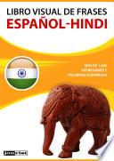 Libro visual de frases Español-Hindi