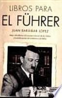 Libros para el Führer