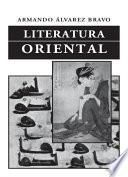 Literatura Oriental