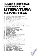 Literatura soviética