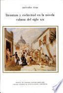 Literatura y esclavitud en la novela cubana del siglo XIX