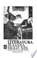 Literatura zuliana, siglo XIX
