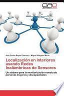 Localización en Interiores Usando Redes Inalámbricas de Sensores