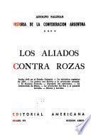 Los aliados contra Rozas