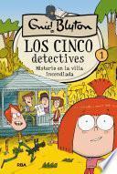 Los cinco detectives#1. Misterio en la villa incendiada