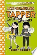 Los gemelos Tapper la lían en Internet