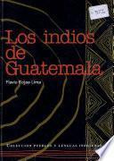 Los indios de Guatemala