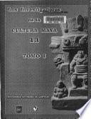 Los investigadores de la cultura maya