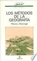 Los Métodos de la geografía