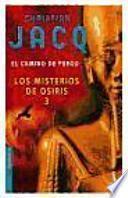 Los misterios de Osiris 3