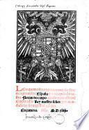 Los quatro libros primeros de la Crónica general de España