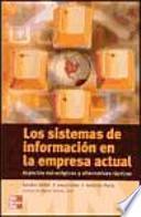 Los sistemas de información en la empresa actual