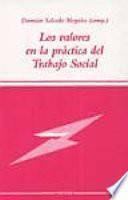 Los valores en la práctica del Trabajo Social