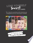 Love Yourself Journal para ARMYS