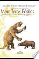 Mamíferos fósiles