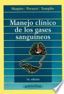 Manejo clínico de los gases sanguíneos