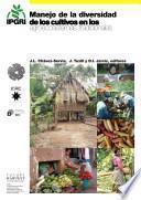 Manejo de la diversidad de los cultivos en los agroecosistemas tradicionales