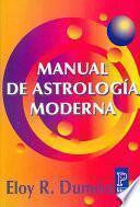 Manual de astrología moderna