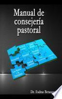 Manual de consejería pastoral