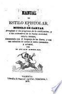 Manual de estilo epistolar