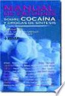Manual de estudios sobre cocaína y drogas de síntesis