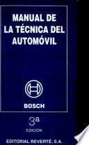 Manual de la técnica del automóvil
