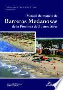 Manual de manejo de barreras medanosas de la Provincia de Buenos Aires