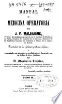 Manual de medicina operatoria