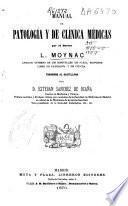 Manual de patología y de clínica médicas