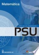 Manual de preparación PSU Matemática