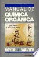 Manual de química orgánica