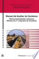Manual Del Auxiliar de Carreteras. Temario Y Test Ebook