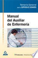 Manual Para Auxiliar de Enfermeria. Temario de Oposiciones.ebook