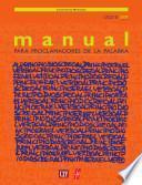 Manual para proclamadores de la palabra 2009 - Mexico