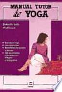Manual Tutor del yoga