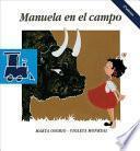 Manuela en el campo