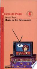María de los dinosaurios