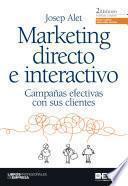 Marketing Directo E Interactivo 2 Edic