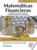 Matemáticas Financieras, 2a. Edición