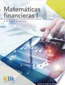 Matemáticas financieras I