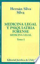 Medicna Legal Y Psiquiatria Forense