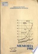Memoria - Superintendencia de Bancos