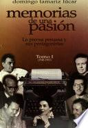 Memorias de una pasión: 1948-1963