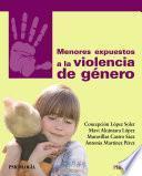 Menores expuestos a la violencia de género
