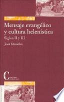 Mensaje evangélico y cultura helenística