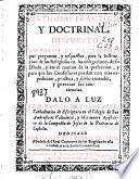 Methodo practico y doctrinal dispuesto en forma de cathecismo por preguntas y respuestas para la instruccion de las religiosas en las obligaciones de su estado ...
